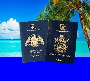 安提瓜/多明尼克 Antigua/Dominica